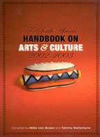 book cover South African handbook on Arts & culture