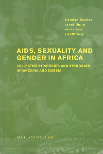 book cover AIDS, sexuality and gender in Africa