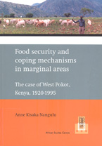 book cover Food security and coping mechanisms in marginal areas