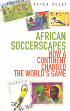 book cover African soccerscapes