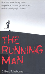 book cover The running man