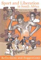 book cover Sport and liberation in South Africa