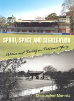 book cover Sport, space and segregation