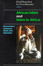 book cover African Islam and Islam in Africa