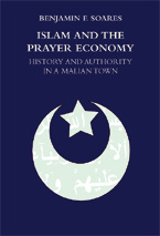 book cover Islam and the prayer economy