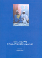 book cover Social welfre in Msulim socieites in Africa