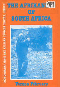 book cover The Afrikanersn of South Africa
