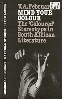 book cover MInd your colour