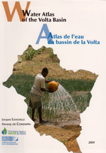 book cover Water atlas of the Volta Basin