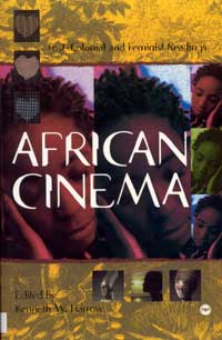 book cover African Cinema