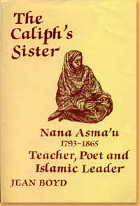 book cover The caliph's sister