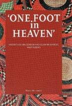book cover One foot in heaven
