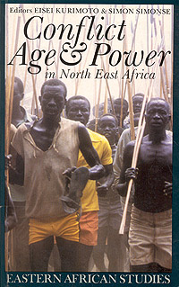 book cover Conflict, age & power