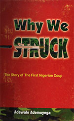book cover 'why we struck'