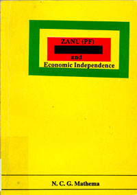 book cover ZANU (PF) and economic independence