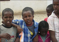 Somali children in Mogadishu 2011: living 'beyond the state'