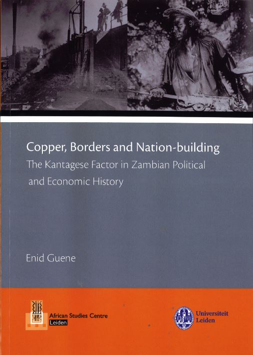 Cover Copper, Borders and Nation-building