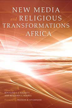 Book Cover New Media and Religious Transformations in Africa