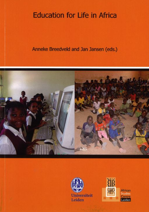 Cover Education for Life in Africa
