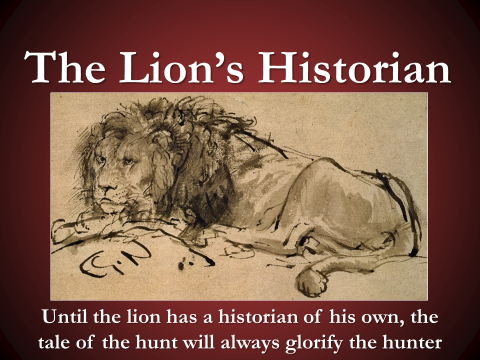 The Lion's History
