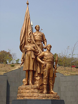 Heroes Acre Monument, Harare, Zimbabwe (Photo: Gary Bembridge, Wikimedia Commons, CC BY 2.0)