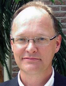 Prof  Jan-Bart Gewald appointed new director of the African