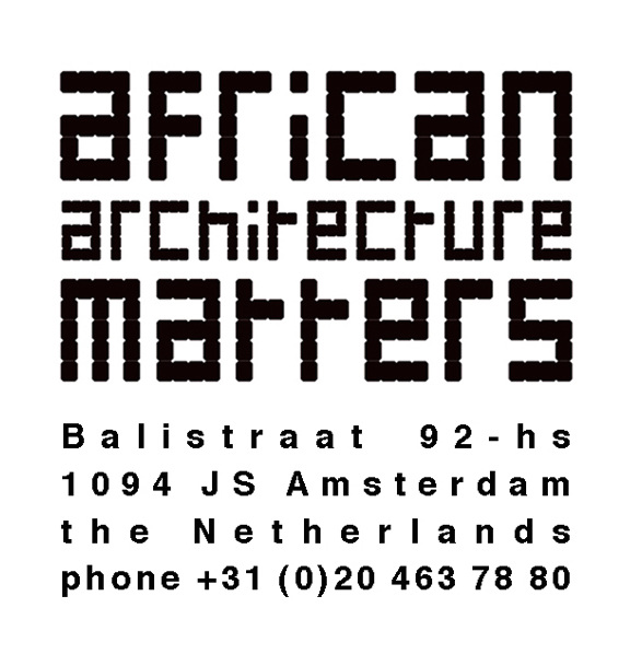 Logo African Architecture Matters