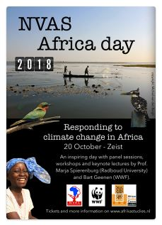 Poster NVAS Africa day