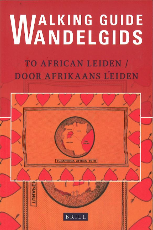Walking Guide to African Leiden book cover