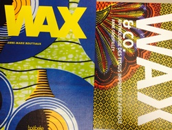 Wax book covers